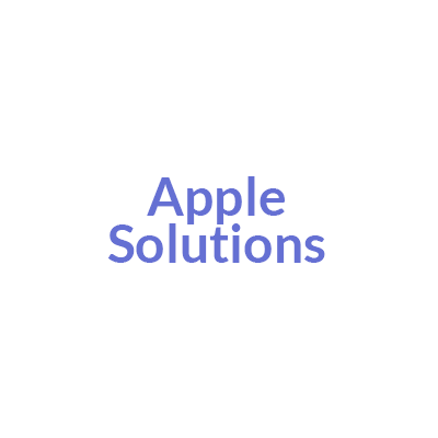apple solutions