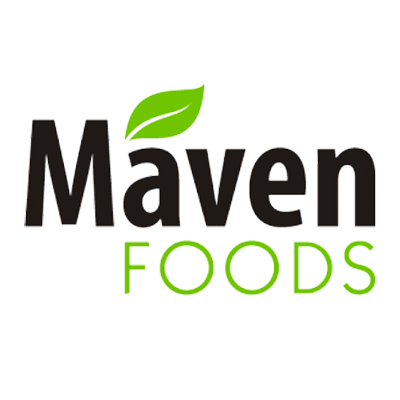 maven foods logo