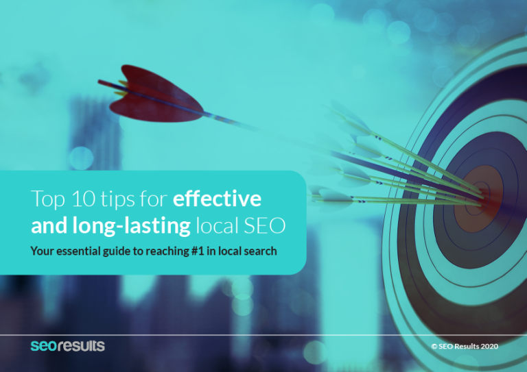 SEO services providing Top 10 Tips For Effective Local SEO