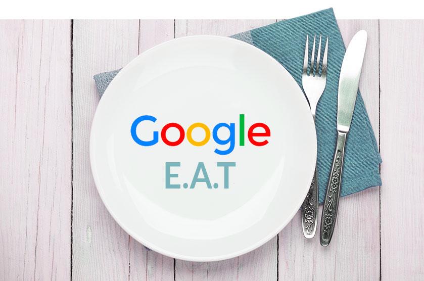 google eat explained